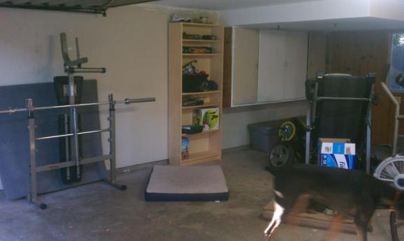 before garage pic4