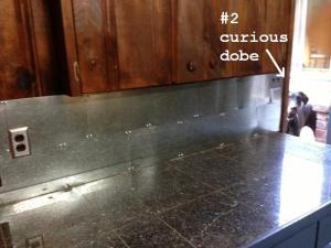 workbench backsplash Sutter