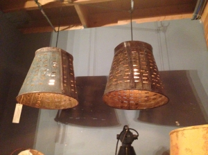 BDA tin basket pendants
