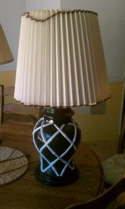 lamp before pic
