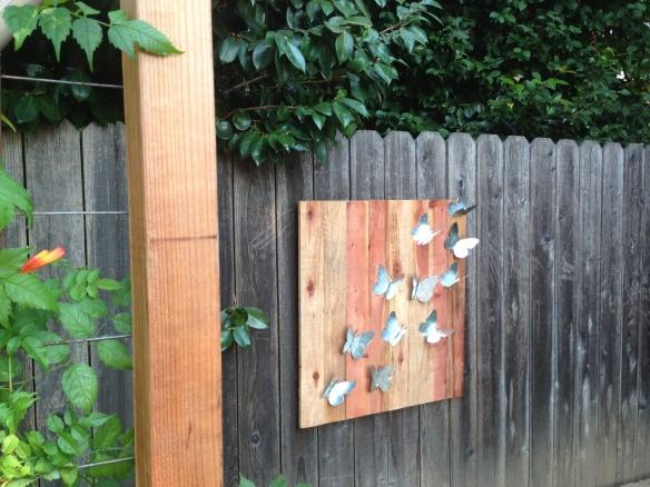 butterfly fence art 016