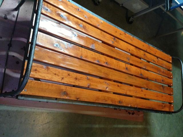 folding seiza bench plans