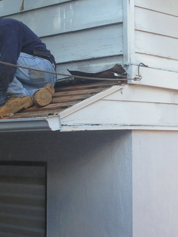 Roof installation 008