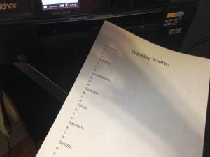 free weekly menu planner 1