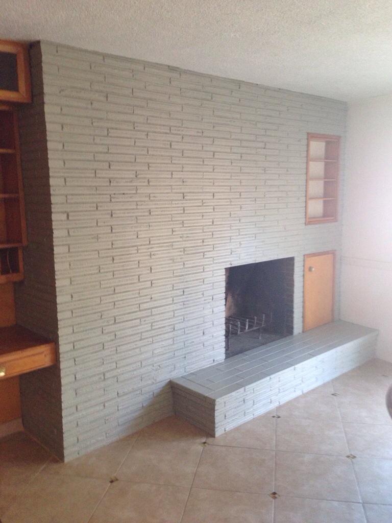 a fireplace of a thousand shades of gray littlehousesbigdogs