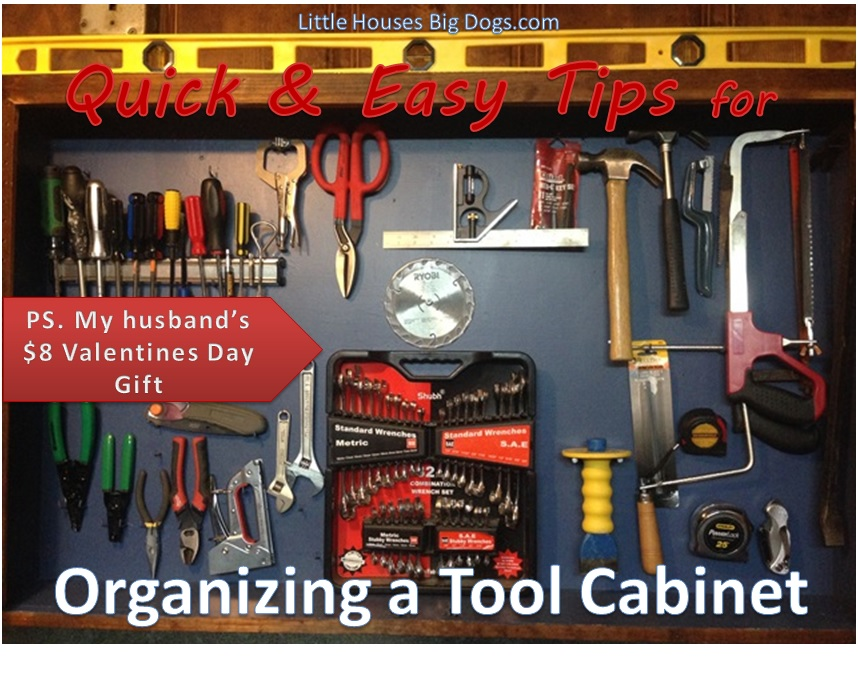 Organizing Tools Littlehousesbigdogs