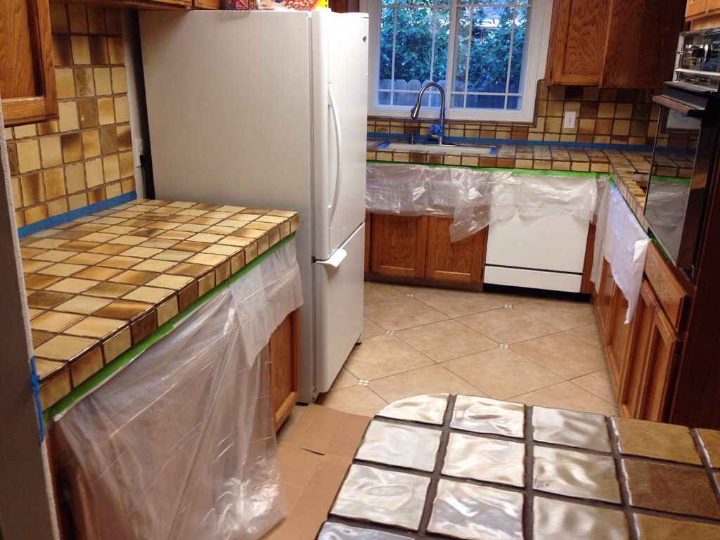 Part 3 Kitchen Make Over Encore Countertops Tips And