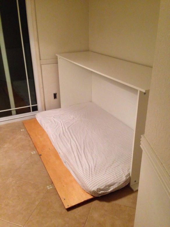 Small Twin Murphy Bed