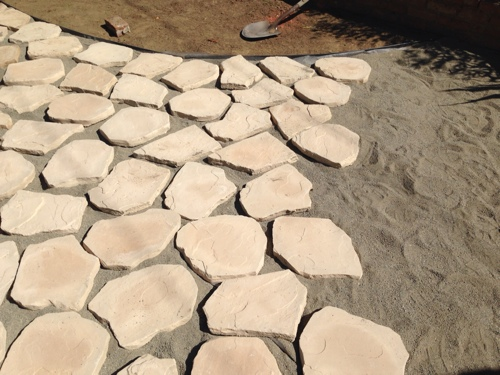 Patio Stones Home Depot   Exellent Patio Stones Home Depot Landscape Stone  And
