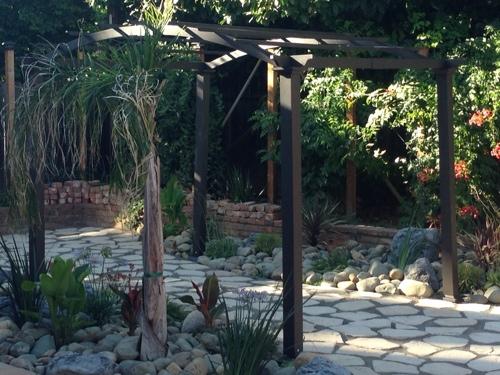 Sears Garden Oasis Pergola